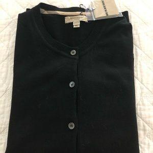 NWT❗️ Burberry button down cardigan